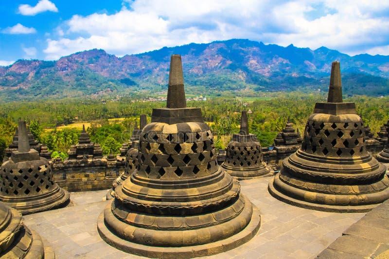 Borobudur imágenes de archivo libres de regalías