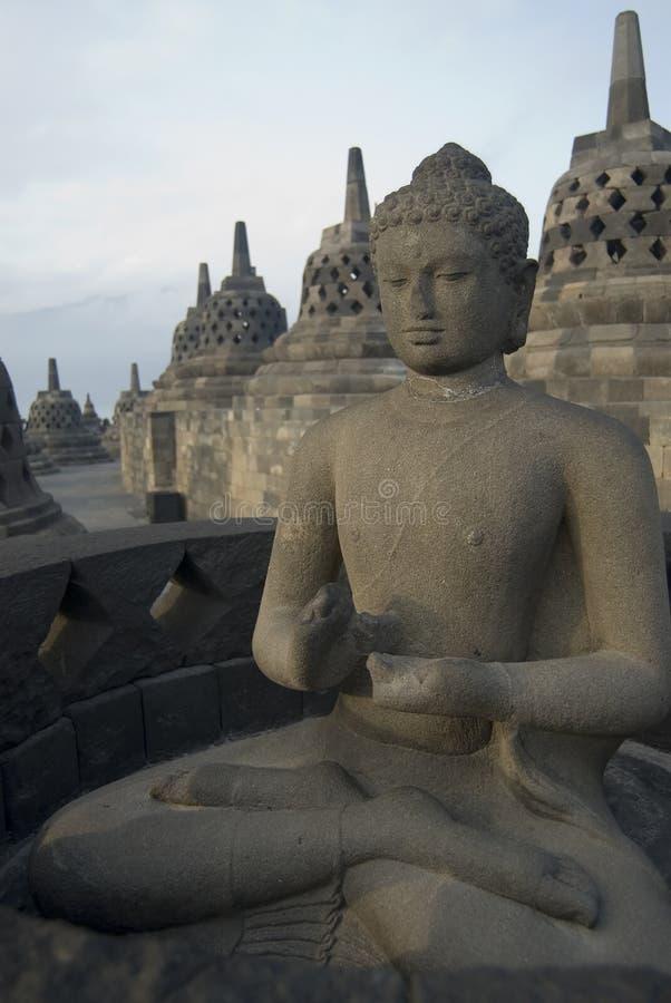 Borobudur fotos de archivo