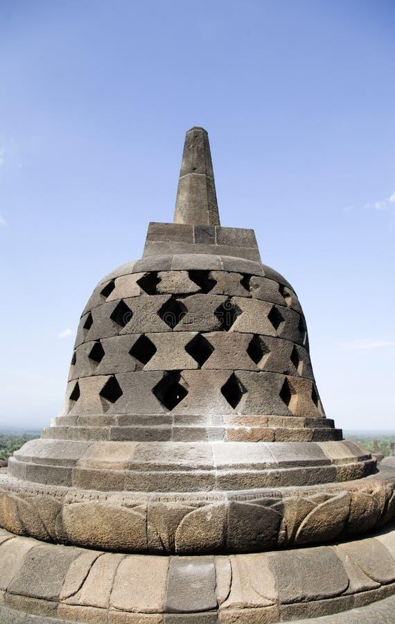 Borobudur 2 imagem de stock