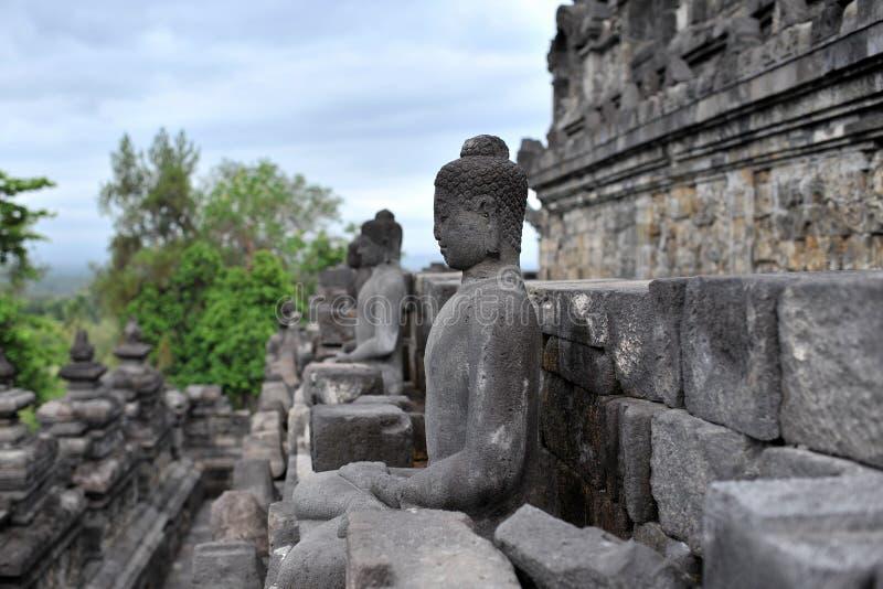 Borobudur foto de archivo