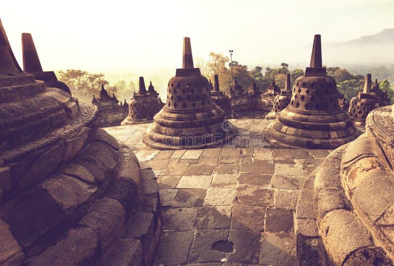 Borobudur fotografía de archivo