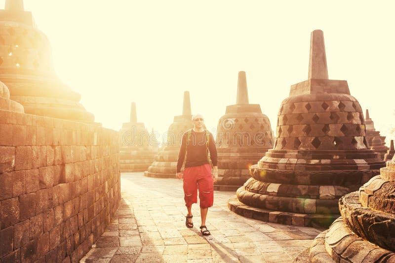 Borobudur foto de archivo libre de regalías