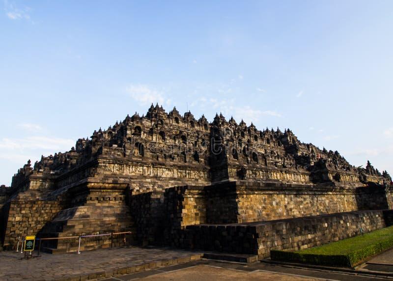 Borobudur fotografia stock