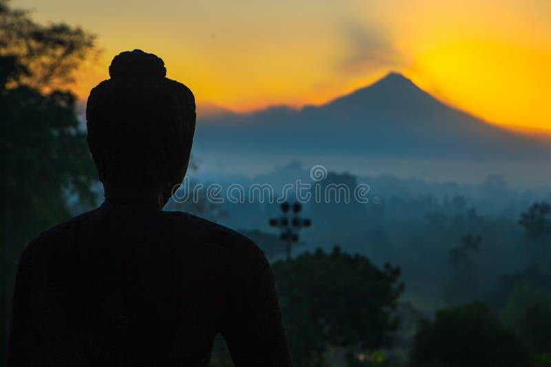 Borobudur zdjęcie royalty free