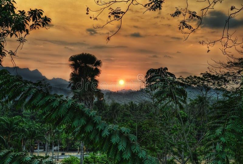 Borobudur Indonesia fotografie stock libere da diritti