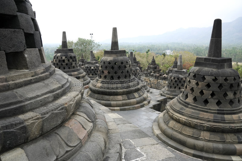 Download Borobudur Temple Architecture Indonesia Royalty Free Stock Photos - Image: 7730598