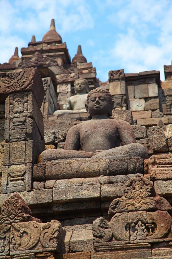 Download Borobudur Temple In Indonesia Stock Image - Image: 16428433