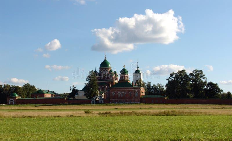 The Borodino field stock photography