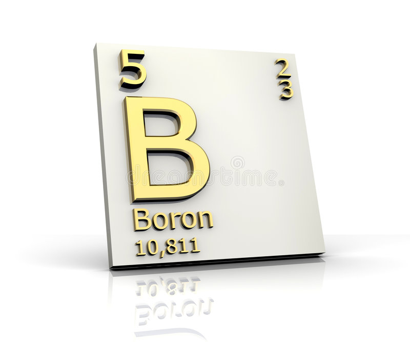 Boron from periodic table of elements stock illustration download boron from periodic table of elements stock illustration illustration of element chemistry urtaz Image collections