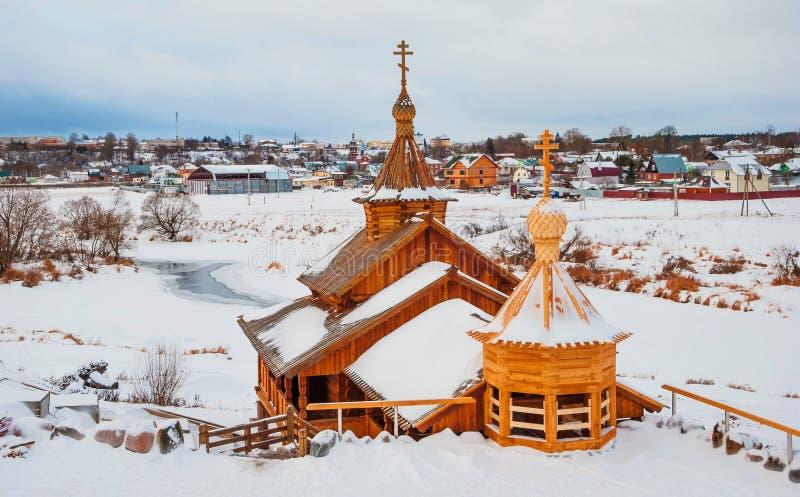 Borovsk royalty-vrije stock afbeelding