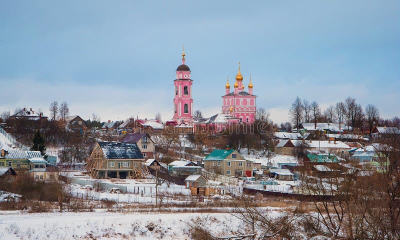 Borovsk royalty-vrije stock foto