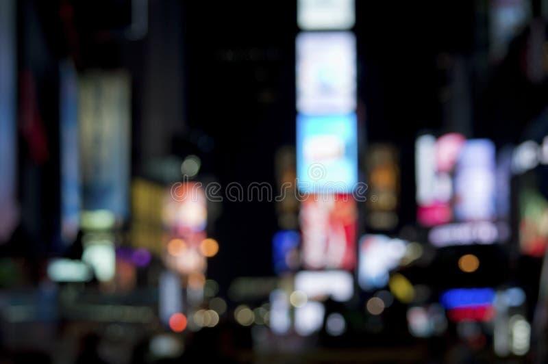 Borrão da cidade imagens de stock