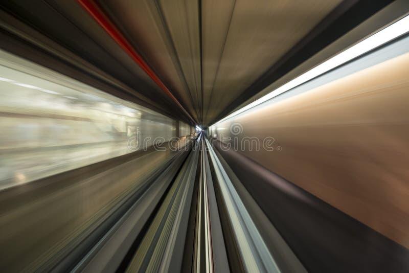 Borrão de movimento fotografia de stock
