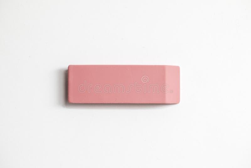 Borrador rosado fotos de archivo