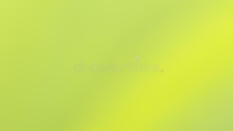 Borre a cor abstrata para a luz do fundo - inclinação verde foto de stock royalty free