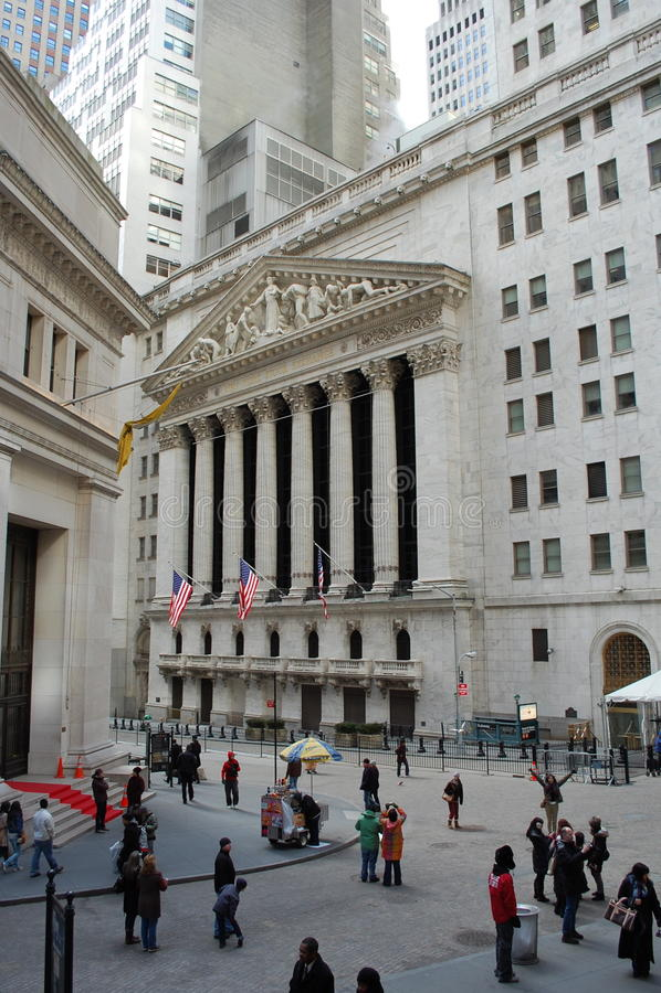 öffnung Börse New York