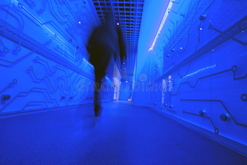 Borsa istanbul data center royalty free stock photo
