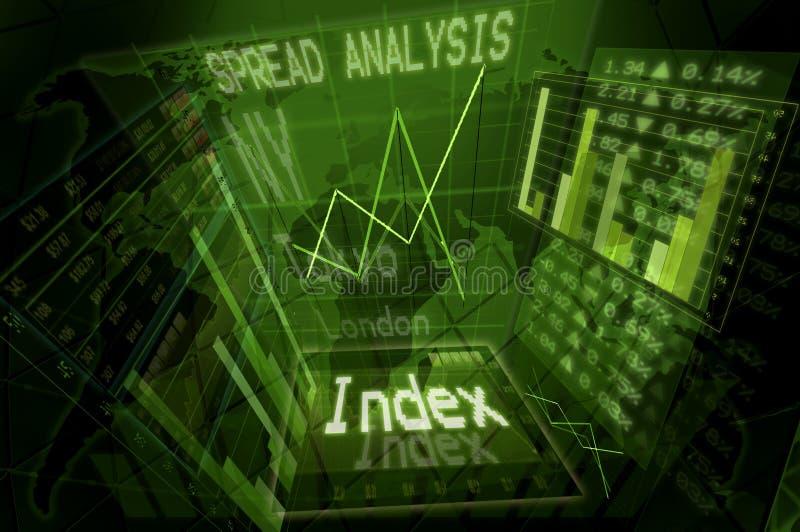 Borsa valori immagini stock