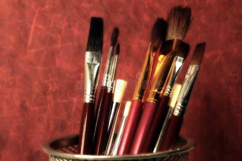 Download Borstar fotografering för bildbyråer. Bild av färg, studio - 39585