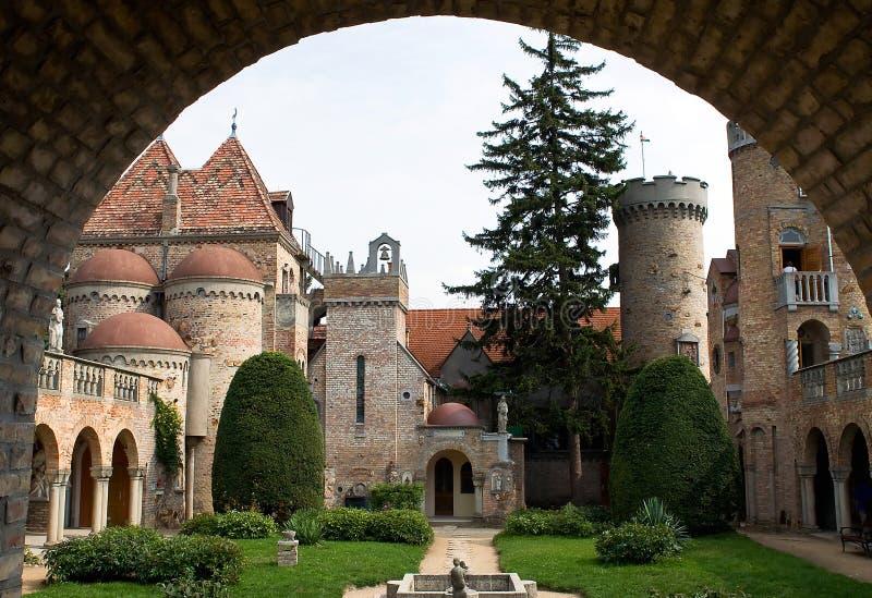 bory κάστρο κατωφλιών στοκ φωτογραφία με δικαίωμα ελεύθερης χρήσης