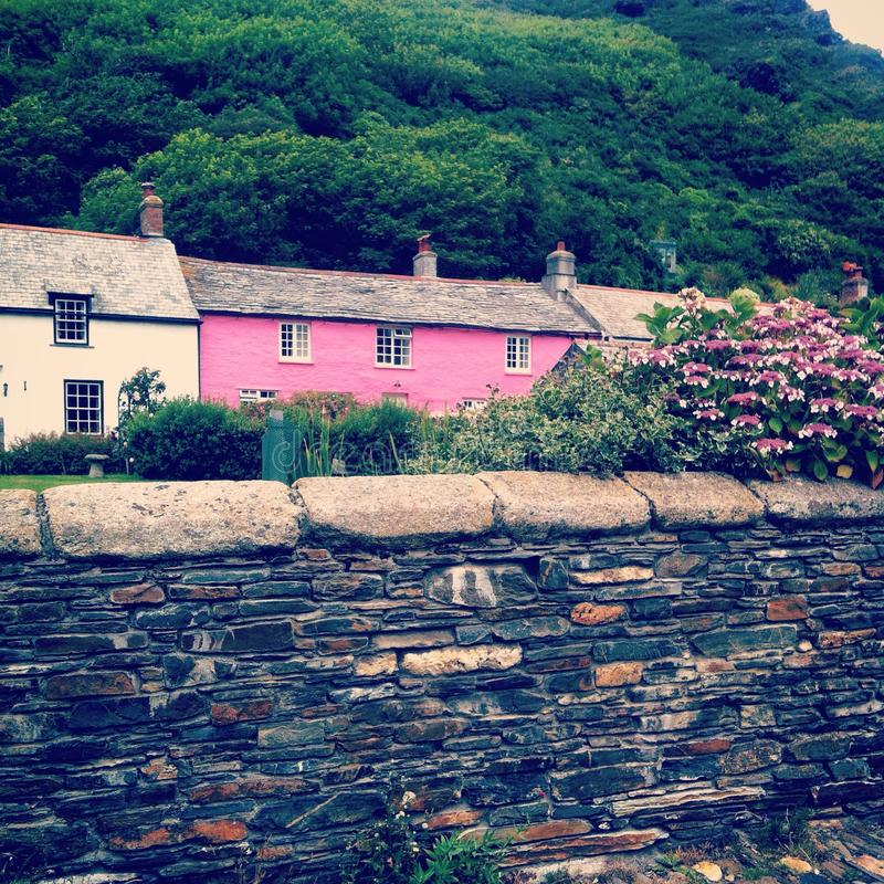Boscastle stockfoto