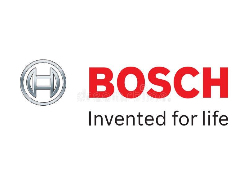 Bosch Logo Vetora Illustration ilustração stock