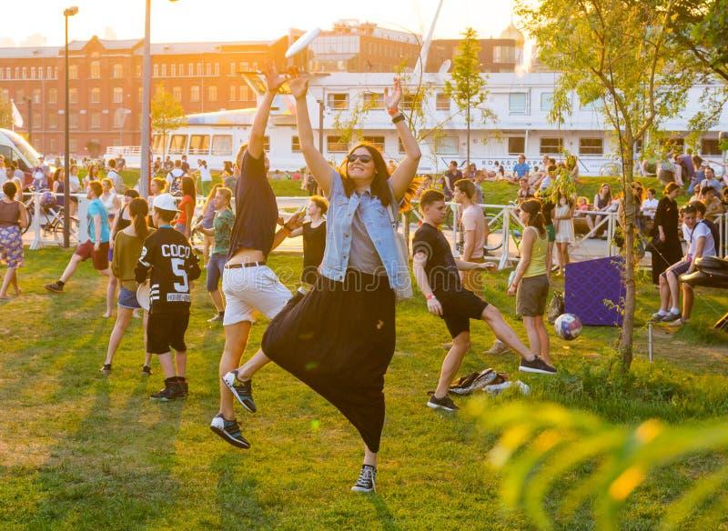 Bosco Fresh Festival lizenzfreie stockfotografie