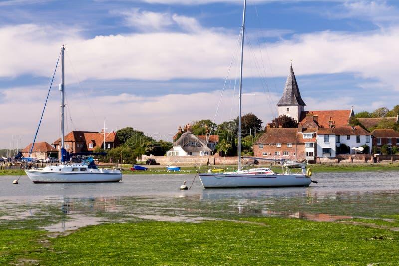 Bosham le Sussex occidental photo stock