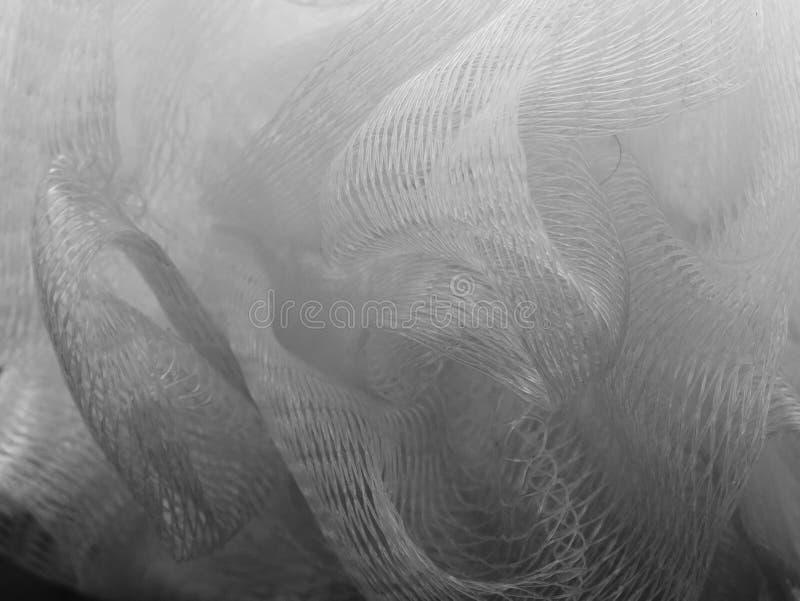 Bosje van basttextuur De zorg van de ruwe, bellendouche royalty-vrije stock afbeeldingen