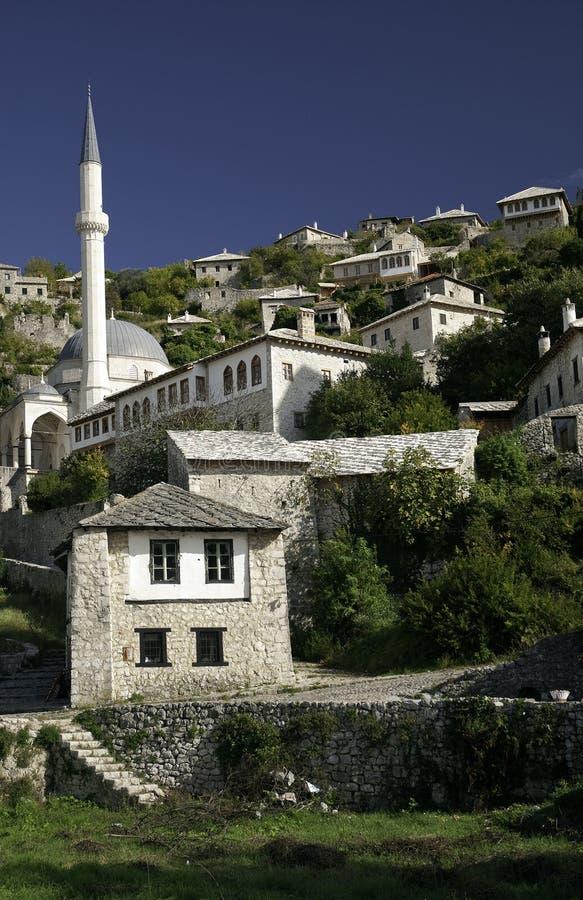 Bosnien - herzegovina pociteljby arkivfoto