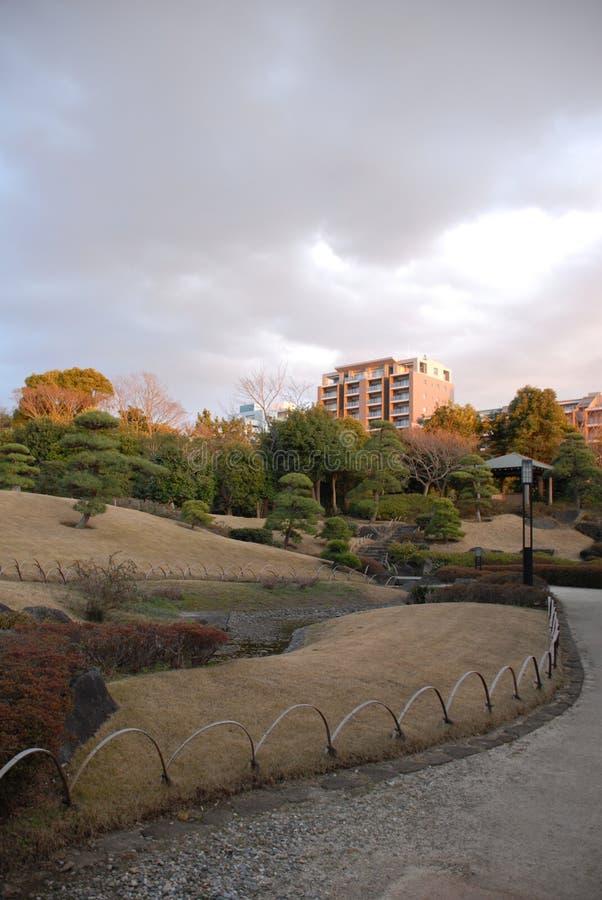 Boso-geen-Mura Japan stock afbeelding