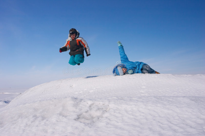 Download Bosom-friend stock photo. Image of sport, game, snow, show - 826506