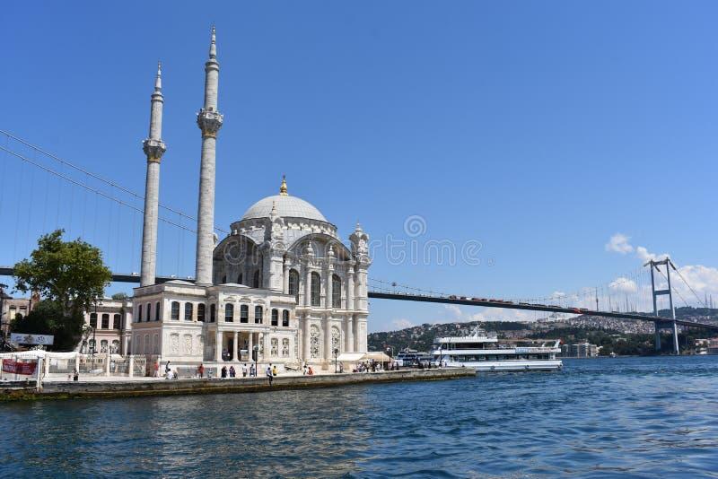 Bosphorus Стамбул стоковая фотография