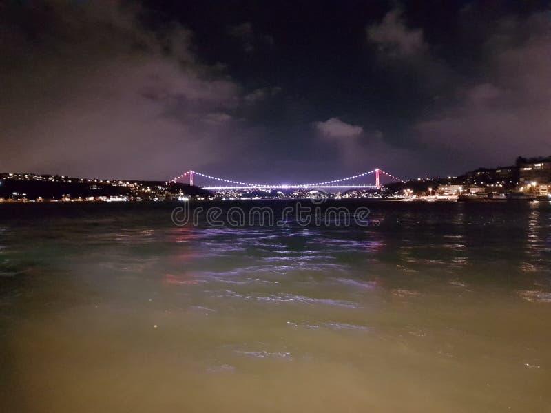 Bosphorus photographie stock libre de droits