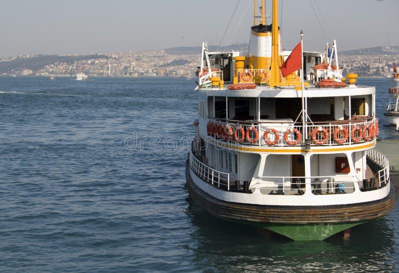 Bosphorus lizenzfreies stockbild