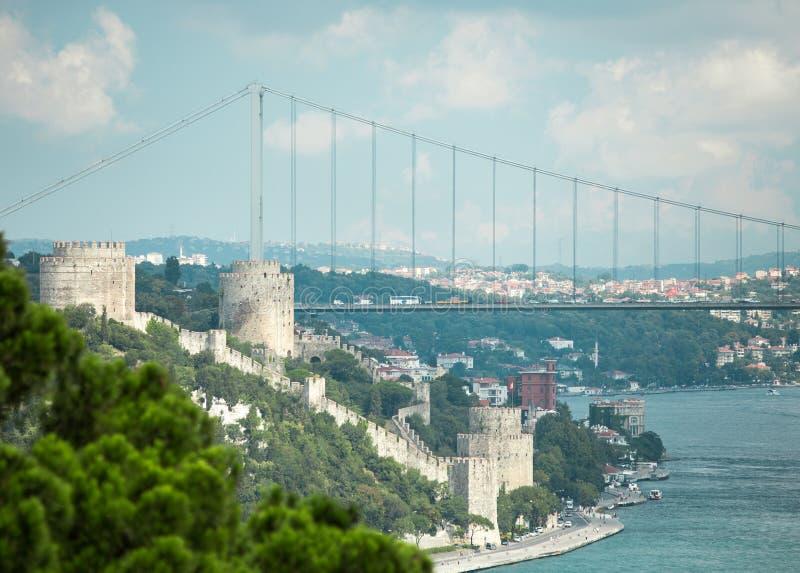 Bosphorus stock foto