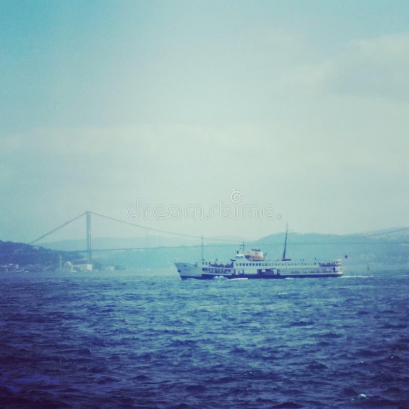 Bosphorus photographie stock