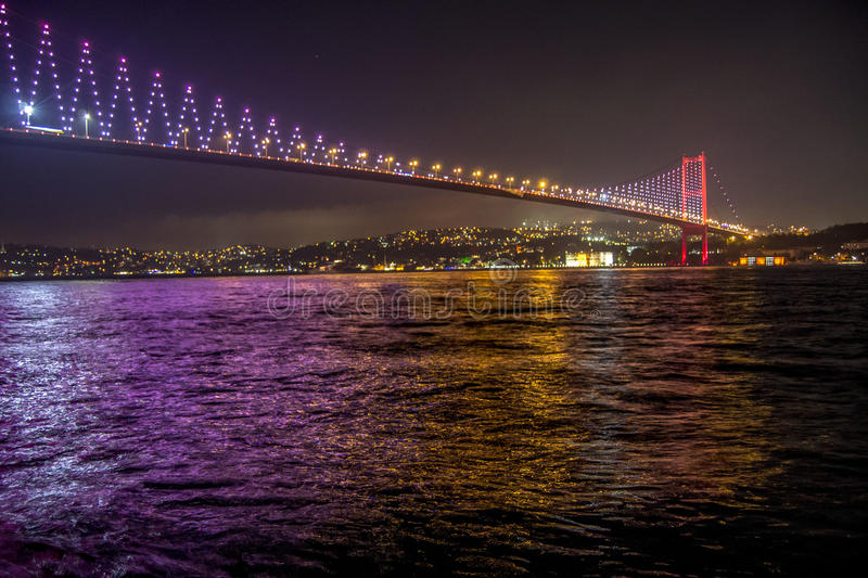 Bosphorus fotografie stock