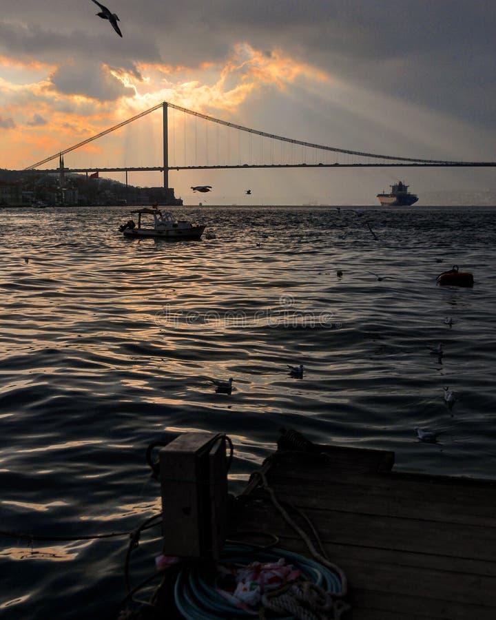 Bosphorus 免版税库存图片