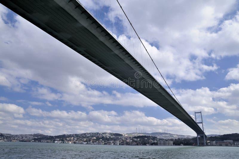 Download Bosphorus Bridge In Istanbul Royalty Free Stock Photos - Image: 17961988