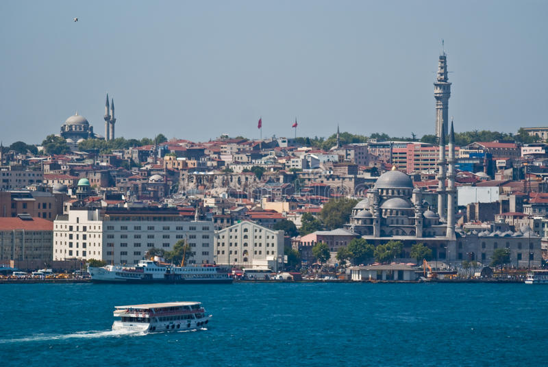 bosphorus Istanbul zdjęcie stock