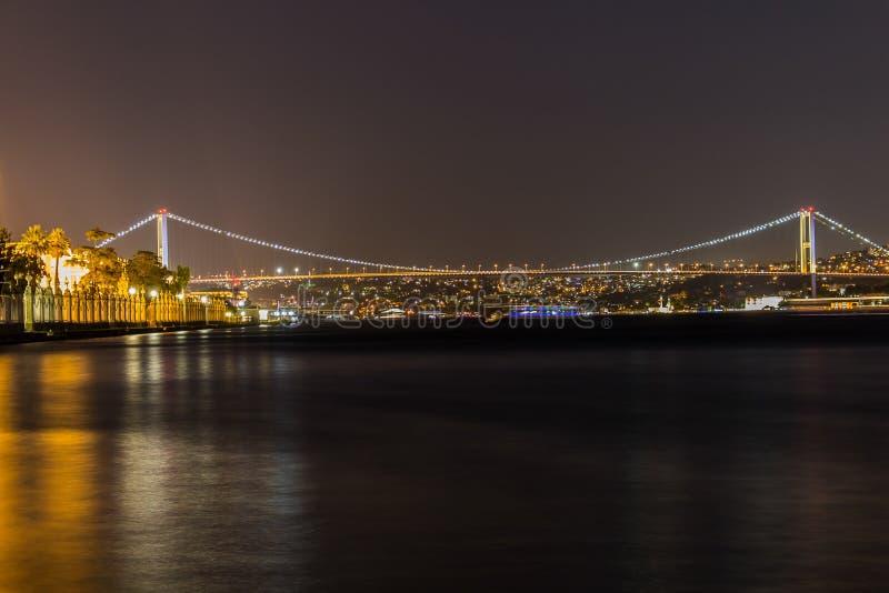 Bosphorus Most fotografia royalty free