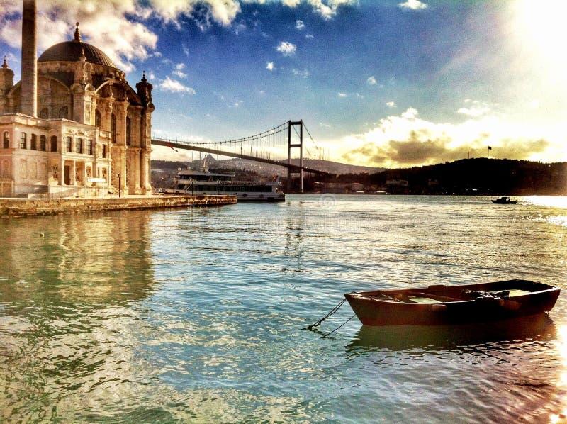 Bosphorus fotografía de archivo