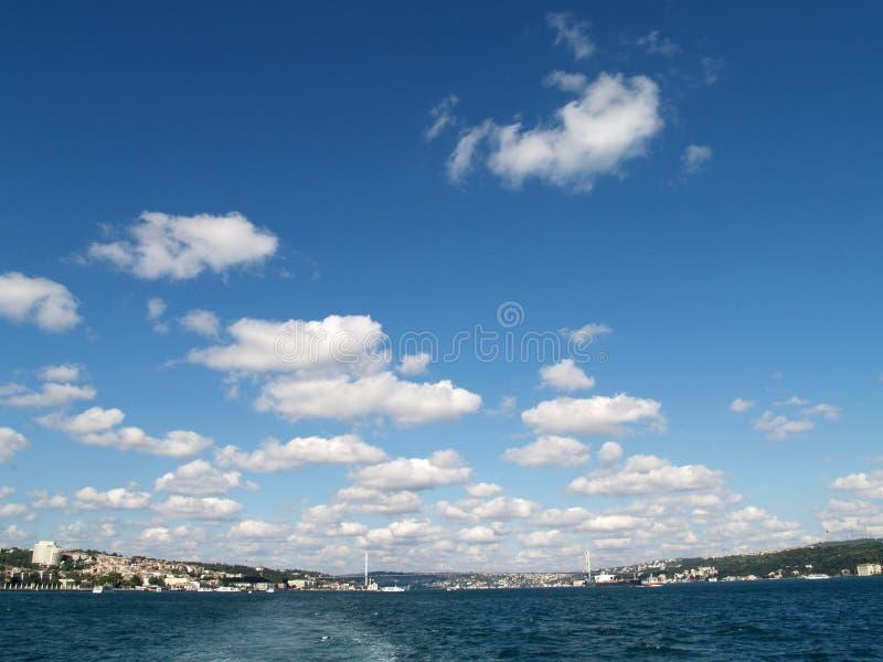 Bosphorus royalty free stock image