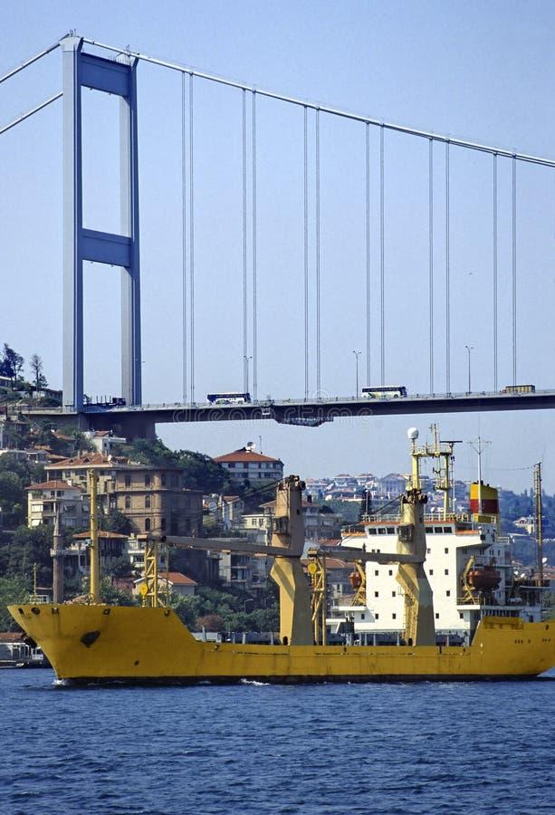Download Bosphorus traffic stock photo. Image of journey, black - 3617094