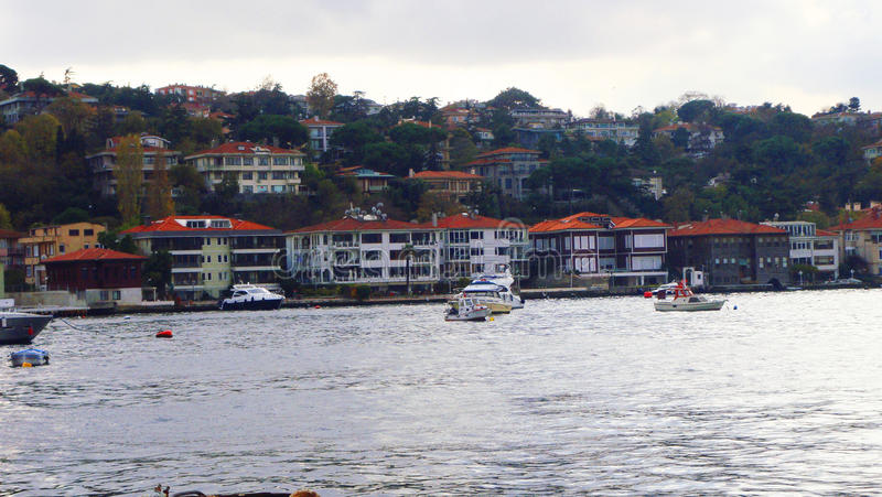 Bosphorus Turcja zdjęcia stock