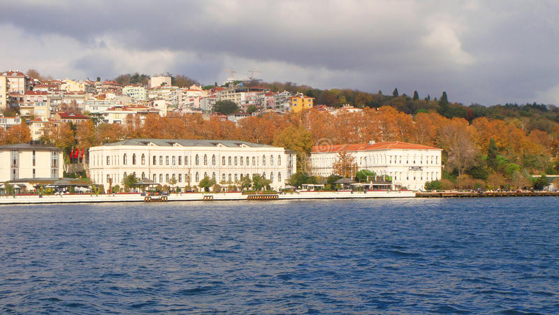 Bosphours Turquía fotografía de archivo libre de regalías