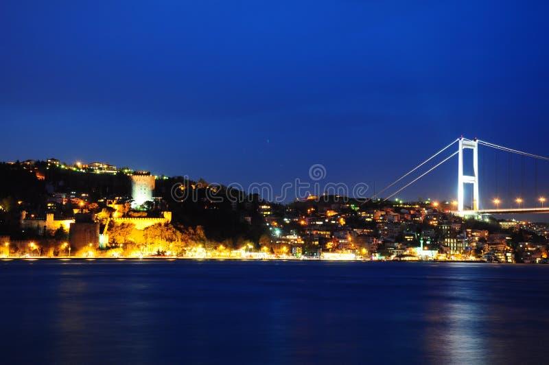 Bosporus à Istanbul photographie stock