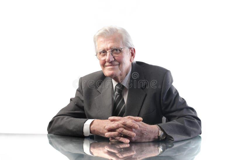 Boss royalty free stock image