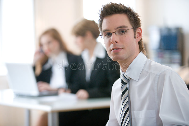 Boss stock images